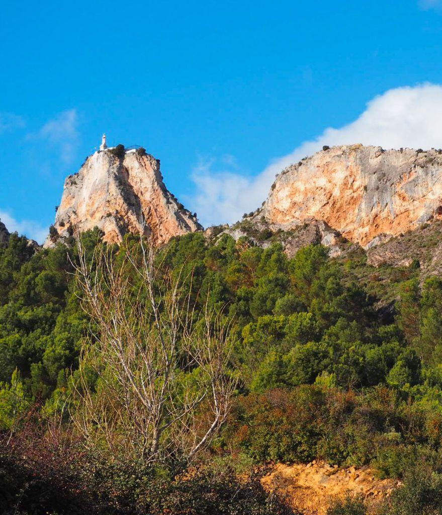ermita de san felices, montañas