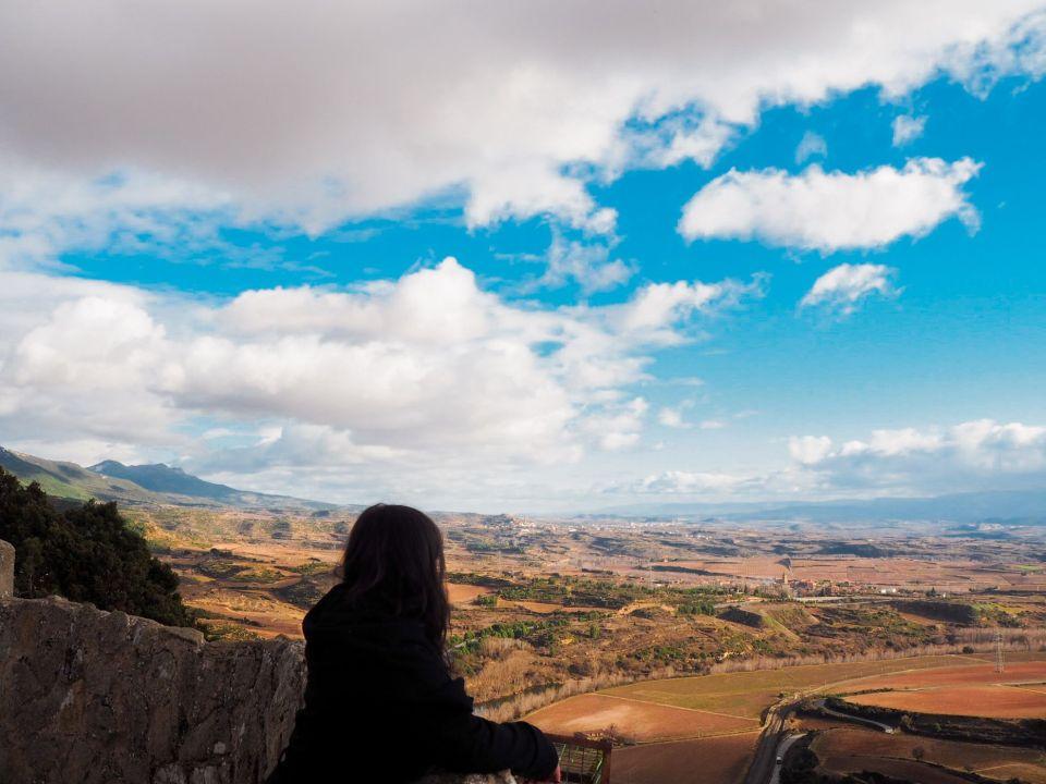 ermita de san felices, vistas