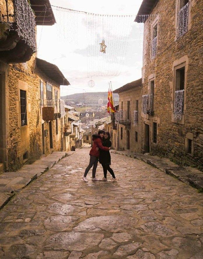 Puebla de Sanabria, ferrero rocher