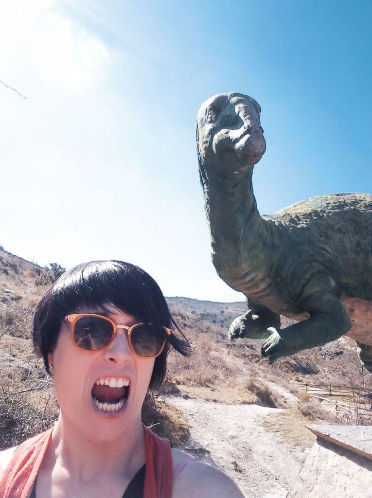 dinosaurios, la rioja