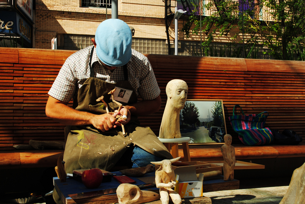 The Actor As A Craftsman