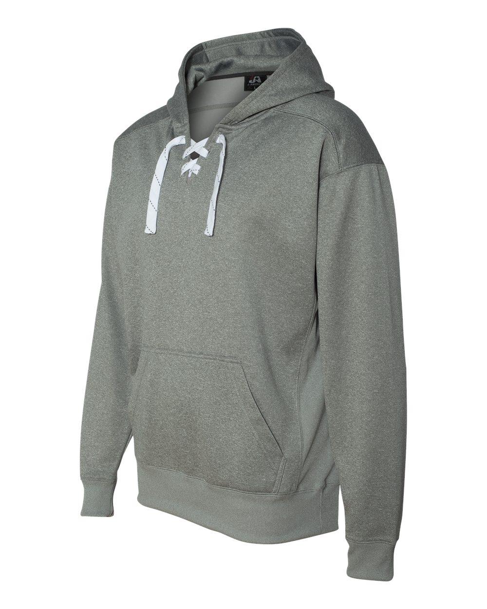 Sport Lace Hooded Sweatshirt