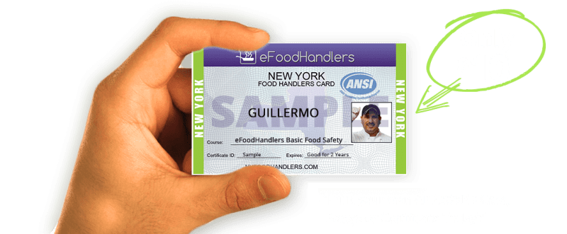 Food Protection License New York