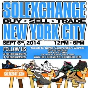 Solexchange NYC 9-6-14 At Jacob Javits Center
