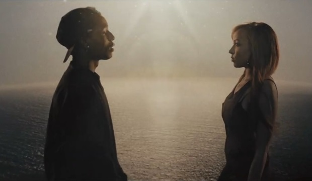 Tinashe Ft ASAP Rocky – Pretend Music Video