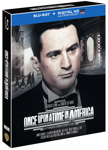 Once Upon a Time in America: Extended Director's Cut Out Now