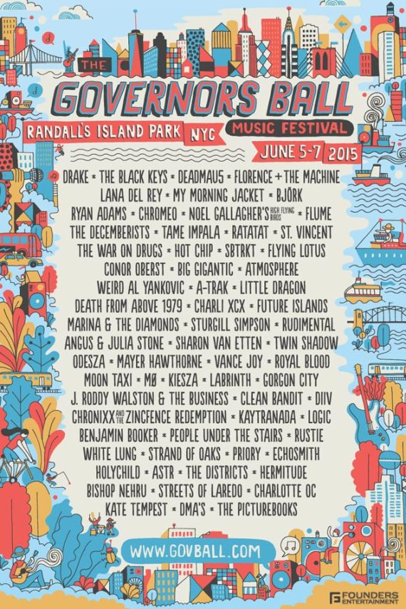 governors-ball-2015-music-festival-lineup-announced
