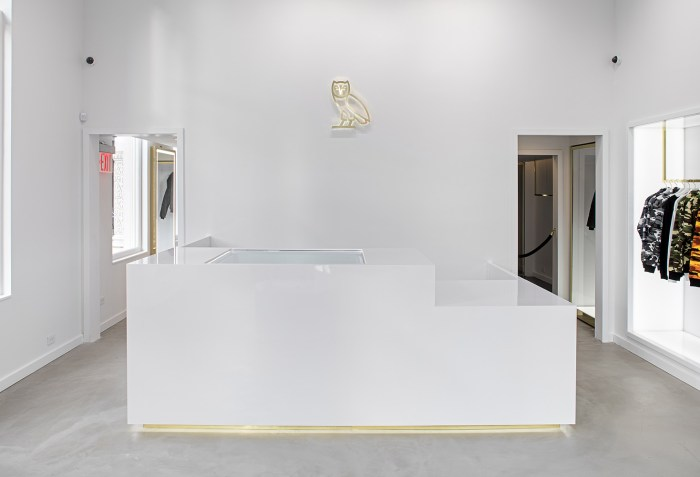 OVO NYC Flagship Store Now Open