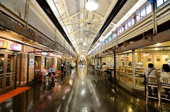 Nyc Fresh Market Harlem