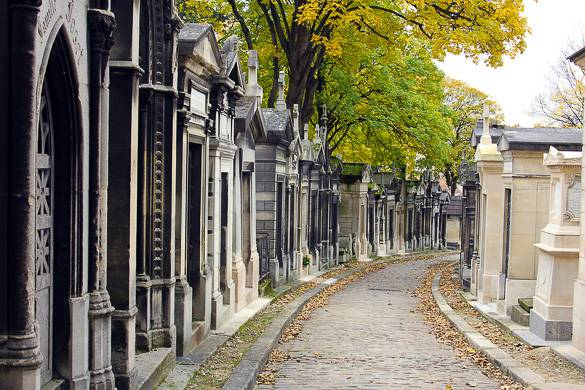 Picture of the Cimetière du Père-Lachaise