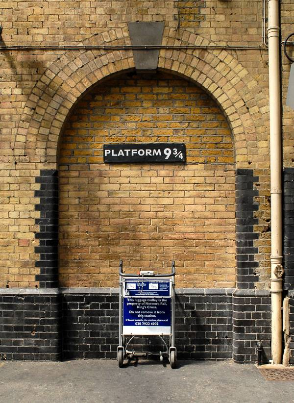 Die 10 schönsten Harry Potter-Orte in London : New York ...