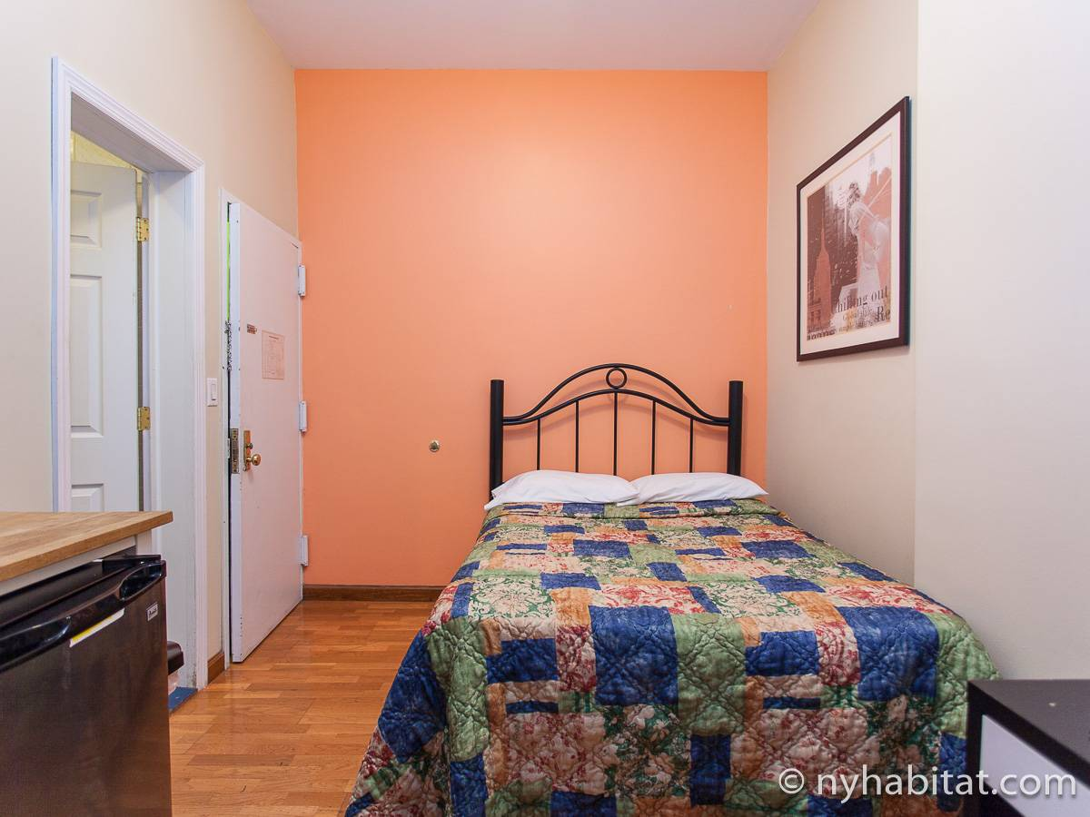 Appartamento A New York Monolocale Upper West Side Ny 14873