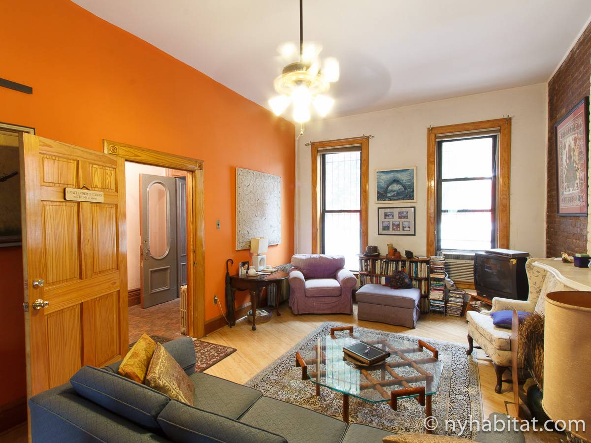 new york roommate: room for rent in clinton hill - 3 bedroom