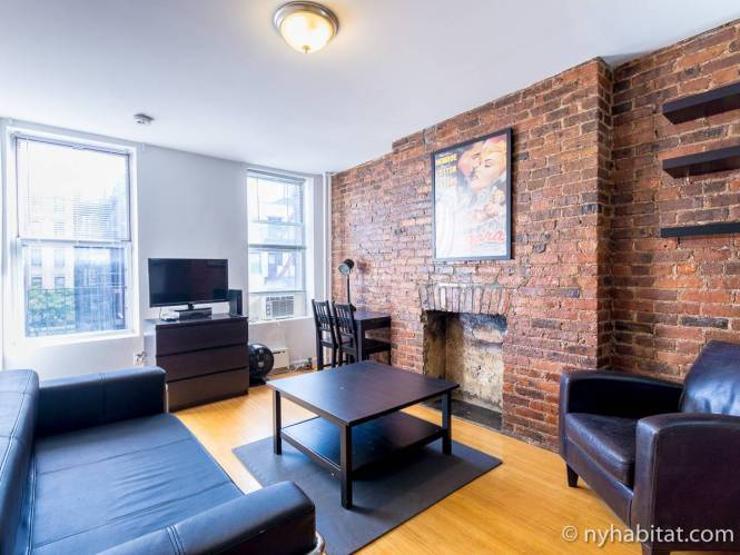 New York Apartment Alcove Studio In Little Italy Soho Ny 17291