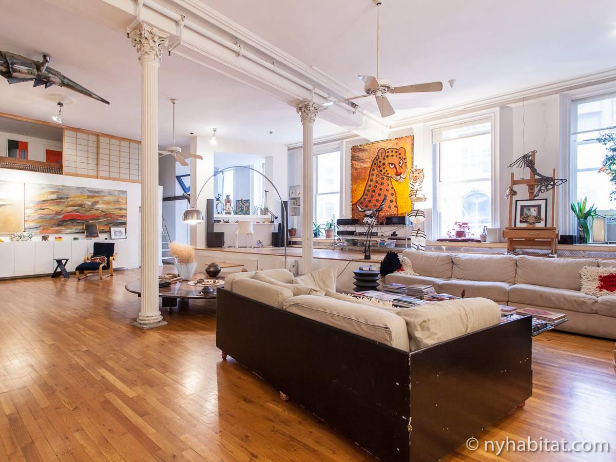 New York Loft Apartments