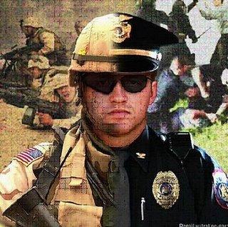 FEMA policía