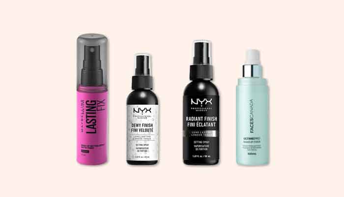 Best Makeup Setting Sprays A Guide To