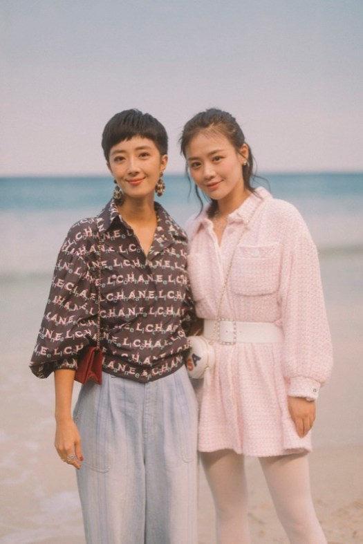 GWEI LUN MEI & SANDRA MA, Chanel Spring Summer 2019 Ready to Wear Collection