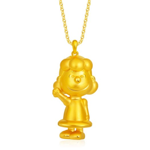 999 Pure Gold Lucy Pendant (S$389)