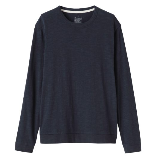 Organic Cotton Long-Sleeve T-shirt, U.P. $19.90-$29 (Any 2 Less 10%)