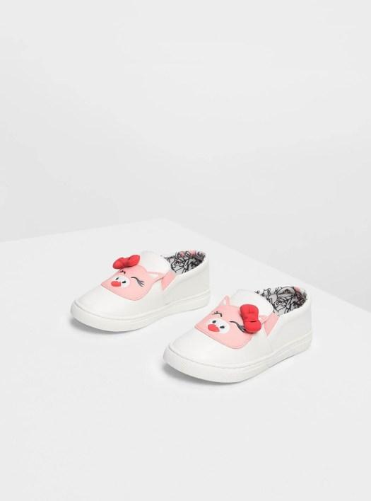 Kids Zodiac Pig Sneakers, $33.90