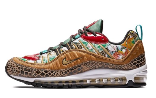 Air Max 98 CNY Side View