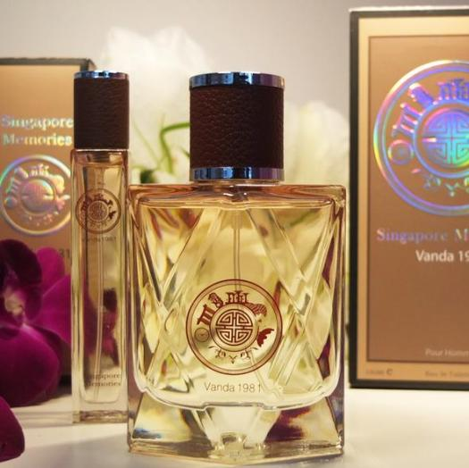 Singapore Memories Vanda 1981 (Femme) 100ml EDT, $128