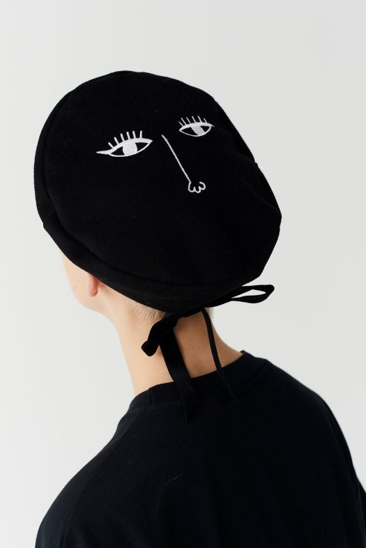 Lazy Oaf No Looking Back Beret, US$32.16