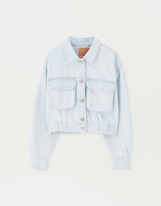 Sadie Sink Denim Jacket, $89.90