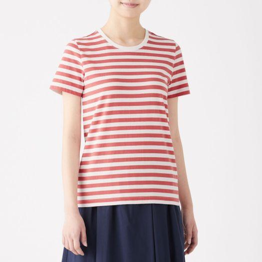 Ladies' Organic Cotton Short Sleeve T-shirt, $13.90