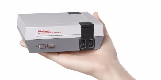 Nintendo Entertainment System: NES Classic Edition (NES Mini), $99