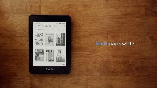 Amazon Kindle Paperwhite, $213.90