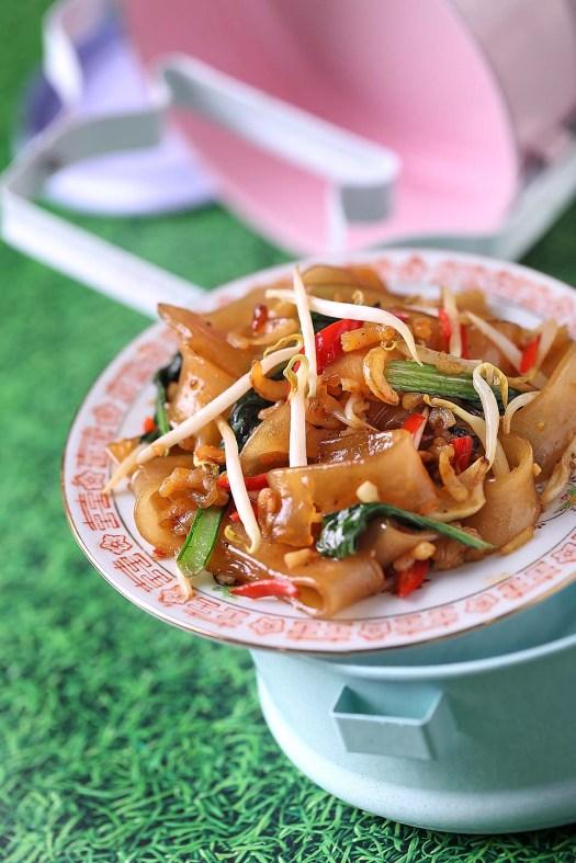 Cha Gay Ah (Hokkien Tapioca Noodles)
