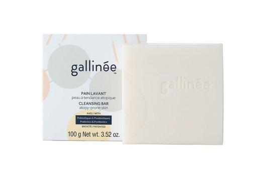 Gallinée Cleansing Bar, $23