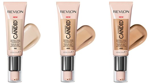 natural makeup revlon candid