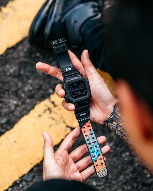G-SHOCK x Sam Lo timepiece, $299