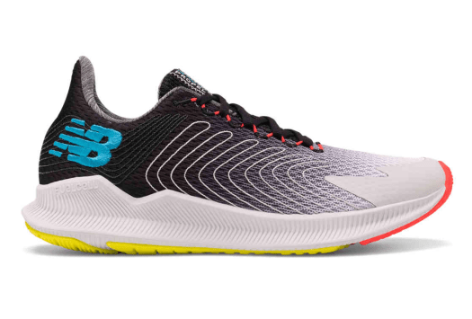 FuelCell Propel in Summer Fog with Black & Bayside, $159