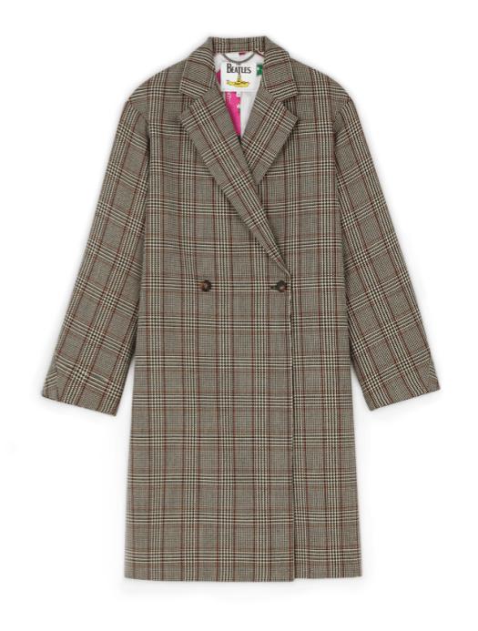 Check Coat, US$2,460