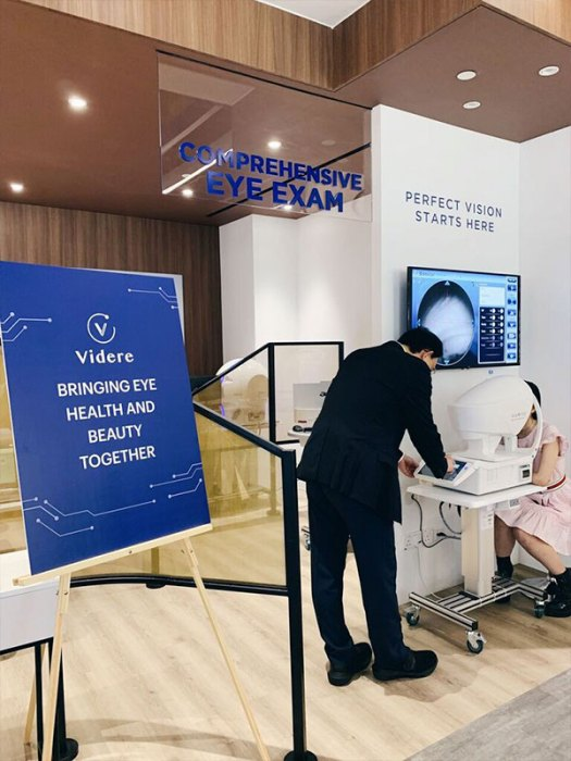 Personalised Eye Health at Videre