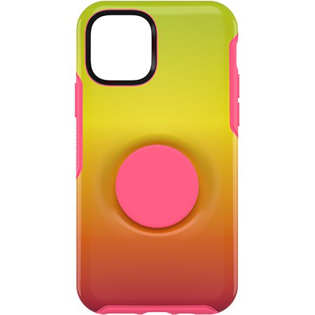 iPHONE 11 PRO OTTER + POP SYMMETRY SERIES CASE - US$49.95