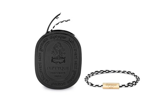TAM DAO PERFUMED BRACELET. AVAILABLE IN 3 SCENTS: TAM DAO, EAU ROSE AND DO SON, $104