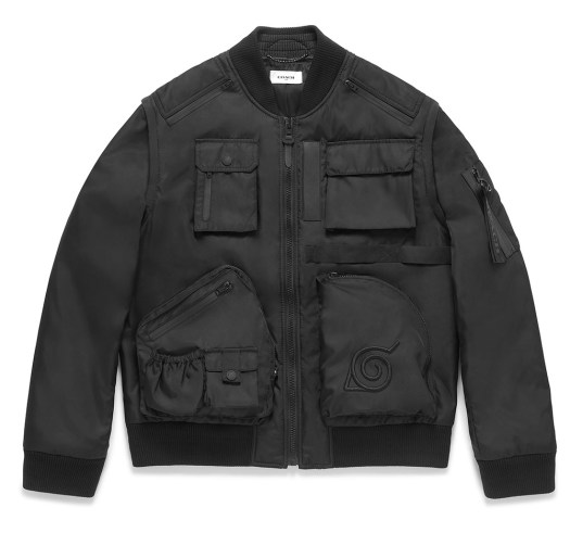 Coach X Michael B. Jordan 2-In-1 Ma-1 Jacket (US$795)