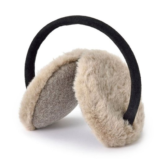 Earmuffs. Available in 3 colours. Less 10% (U.P. $29)