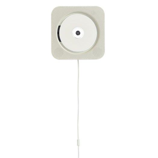 Wall Hung CD Player, $230.
