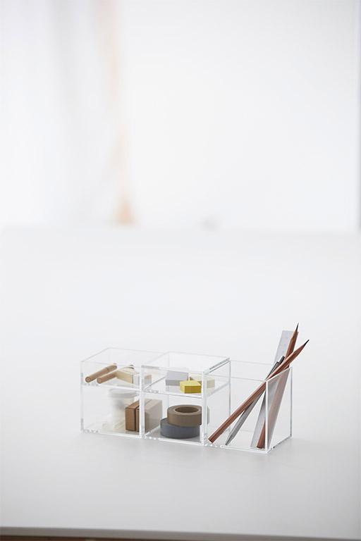 Stackable Acrylic Box. Any 2 less 10% (U.P. $1.60 - $20.90)