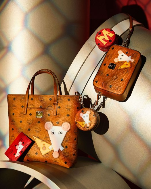 Left to Right: Year Of The Rat Anya Shopper Small $1,150, Year Of The Rat Camera Bag $950
