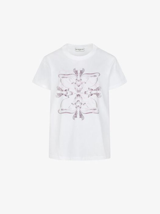 Givenchy Masculine Fit Rat Sign T-shirt $700