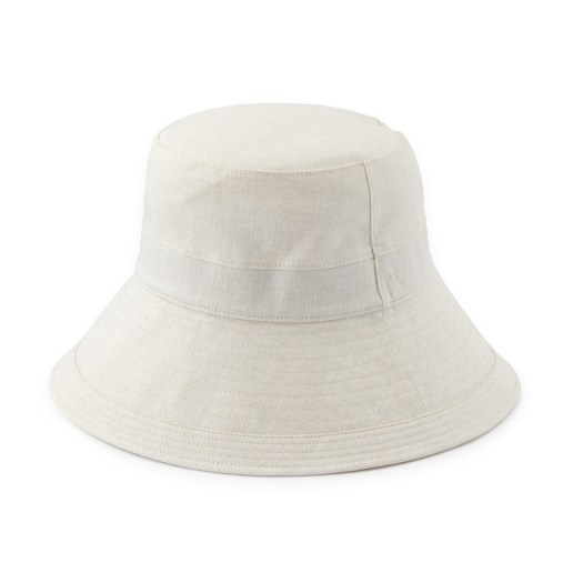 French Linen UV Protection Crochet $49