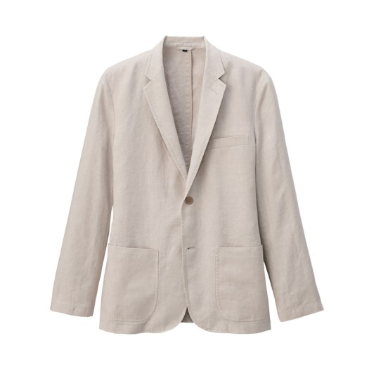 French Linen Jacket $129