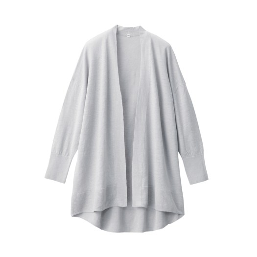 French Linen UV Protection Cardigan $69
